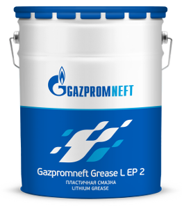 Смазка Gazpromneft Grease L EP 2