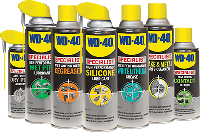 Смазка WD-40® Specialist White Lithium Grease
